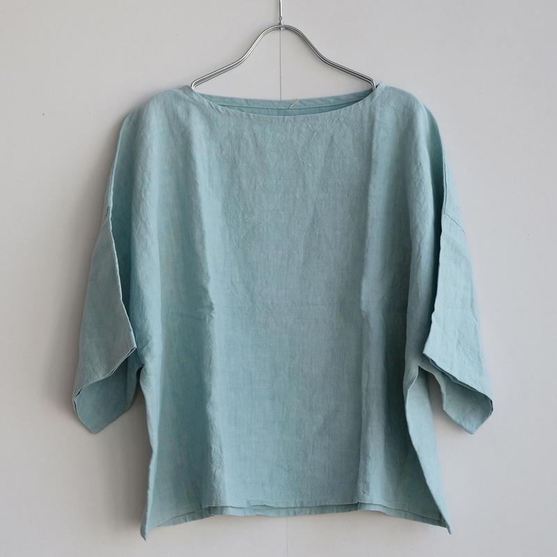YAMMA リネンボックスシャツ