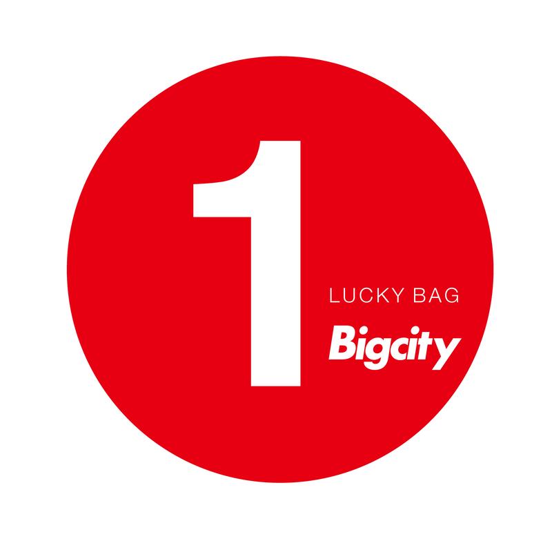 Bigcity1万円福袋予約開始です
