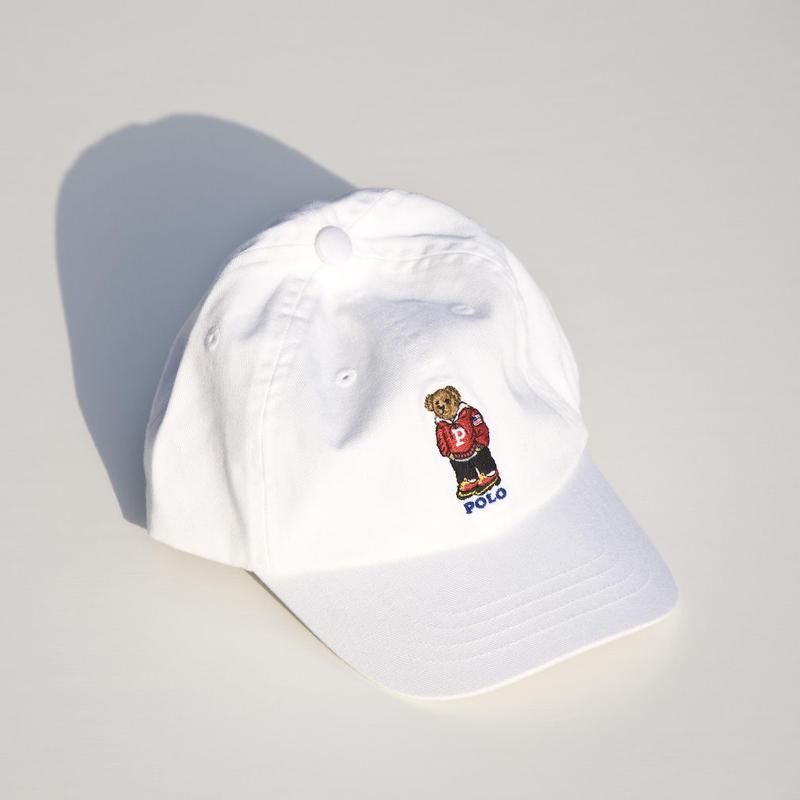 Polo Ralph Lauren POLO BEAR KIDS Cap ポロベアーキャップ ポロラルフローレン KIDS帽子
