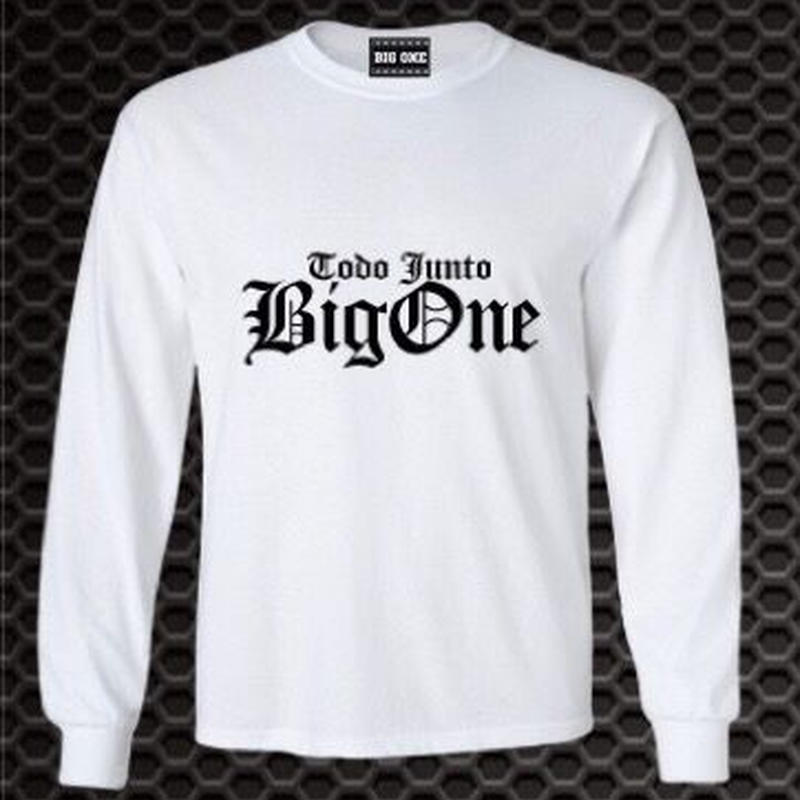 Todo JuntoロングTシャツ