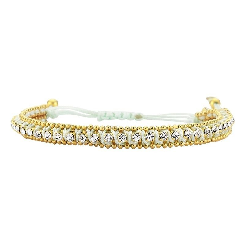 amorium Jewelry thick bracelet / Mint