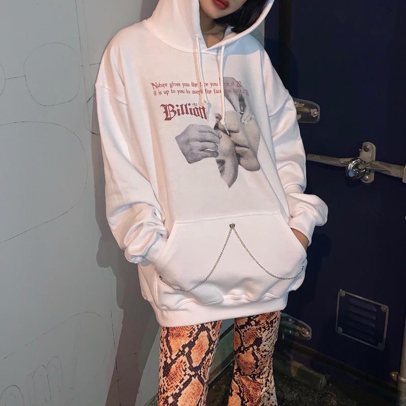 BO41 pullover hoodie