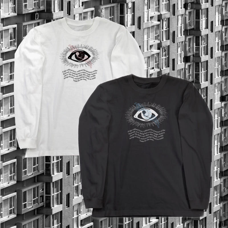 "BO63 ""without love"" L/S tee"