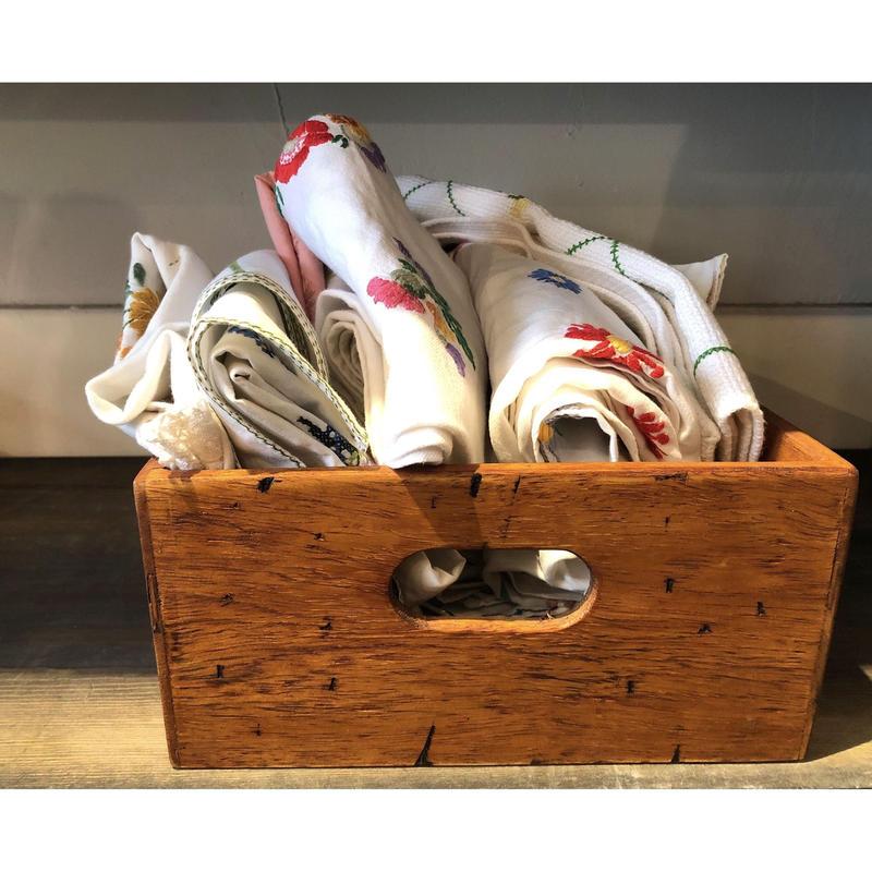Wood Box  S