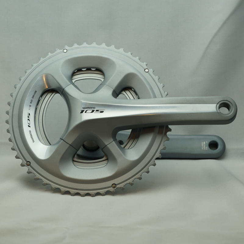SHIMANO FC-5800 52-36t 170mm SILVER