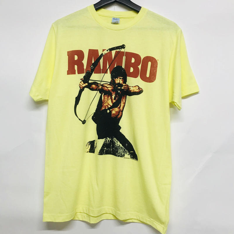Rambo/official Tee