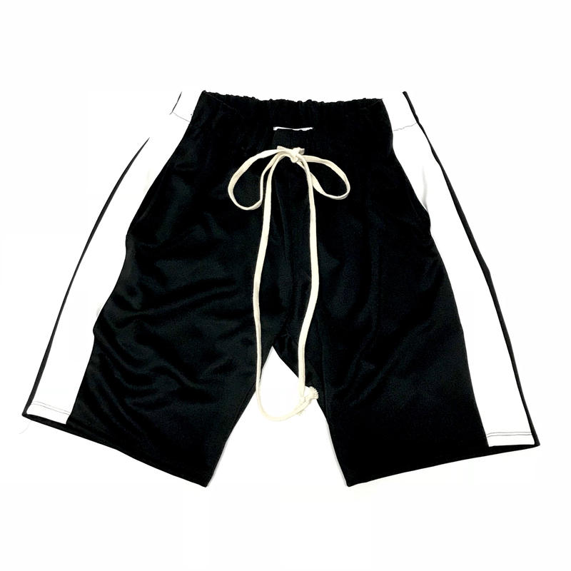 EPTM/Track Shorts   BLACK×WHITE