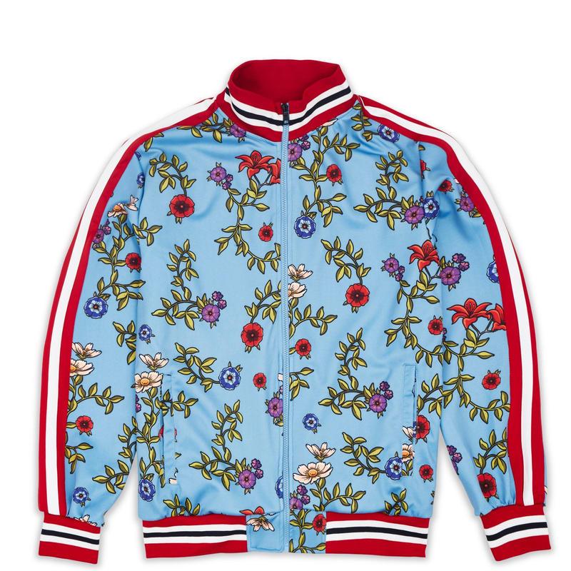 Reason Clothing Newyork/ROSE track jacket