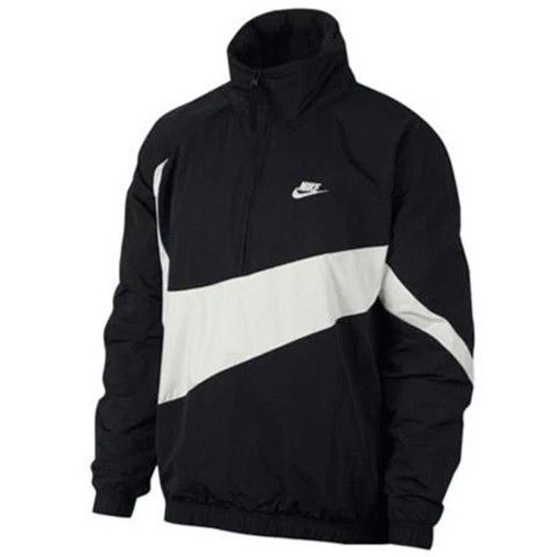 NIKE/US規格 BIG SWOOSH ANORAK JACKET