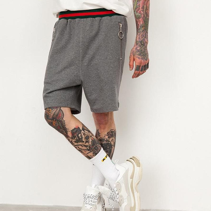 DEZZEN/Vintage Terry Shorts グレー