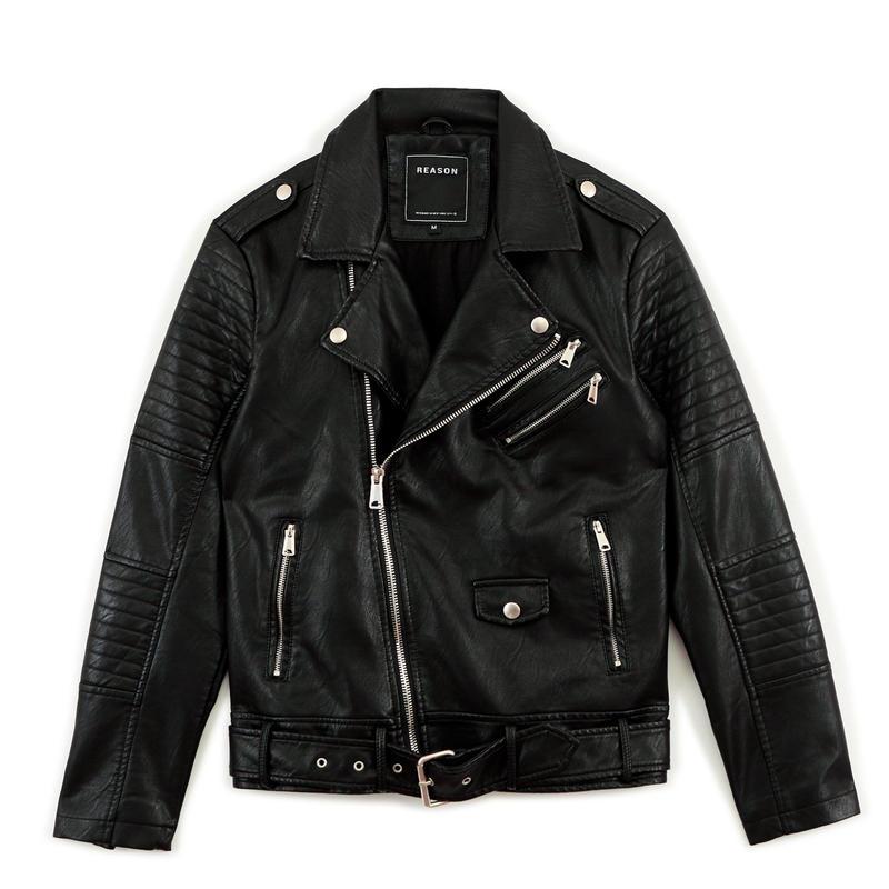 Reason Clothing Newyork/Riders Moto Jacket