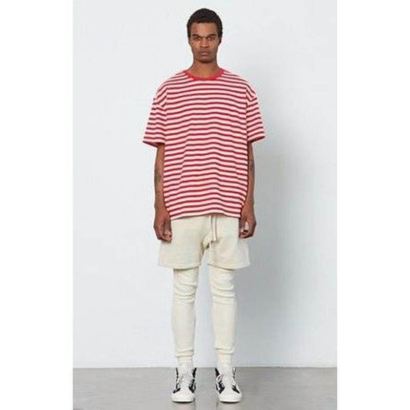 FOG by Fear of God /BOXY ボーダーTシャツ