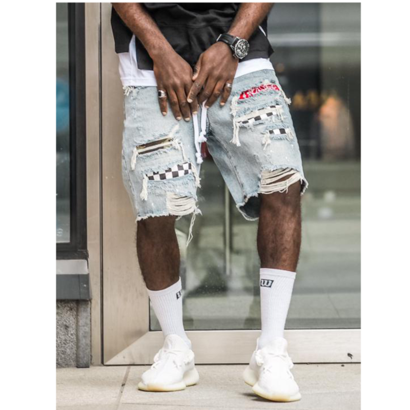 GUAPI/Denim Shorts