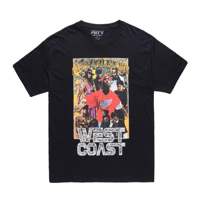 FNTY/2PAC SHAKER WEST COST Tshirt