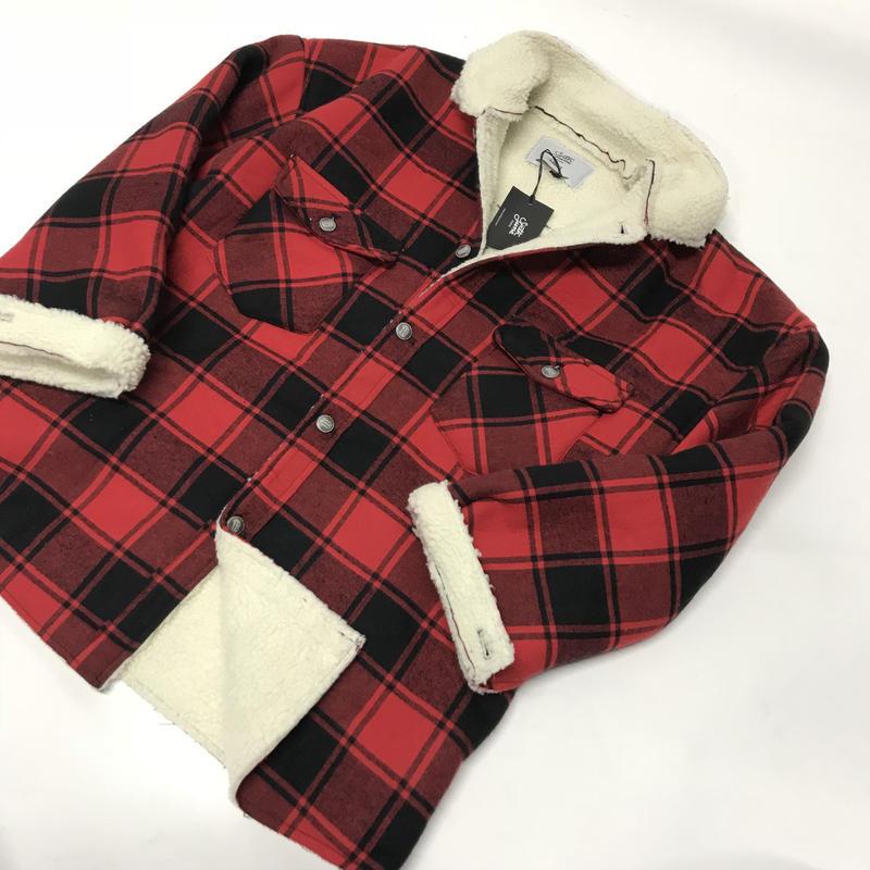 Sixth June/Check Boa Jacket
