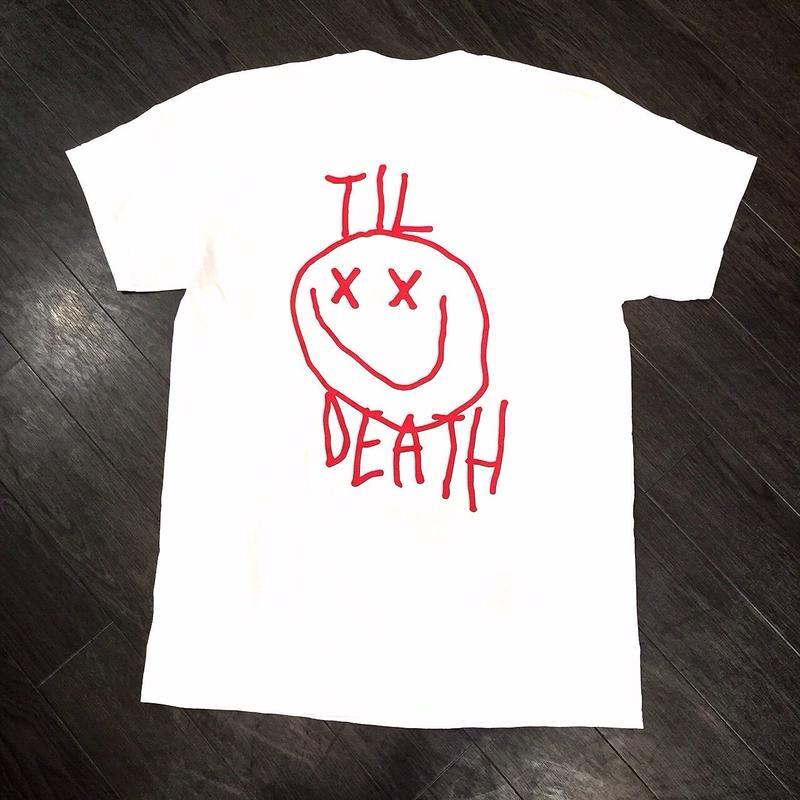 Ryan Hawaii/Smile Tshirts  ホワイト