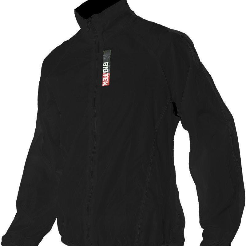 136 ウィンドプルーフジャケット ブラック