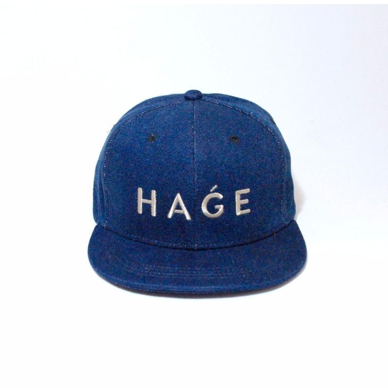 HAGE 帽子【NO.02】 ーNEW  HAIR (ニューヘア)ー