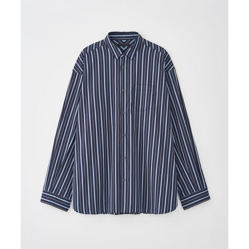 JUHA : STRIPE OVER SHIRT