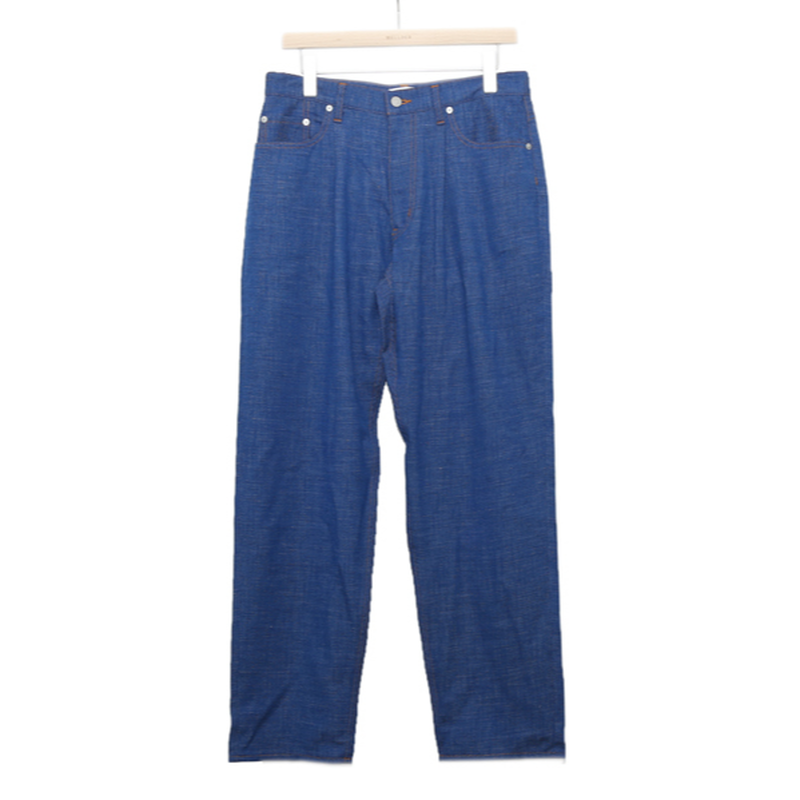 WELDER : One-Tack & Five-Pockets Tapered Trousers