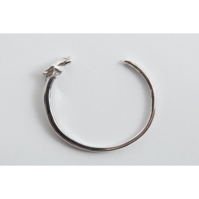 The Letters : Horse Face Bangle