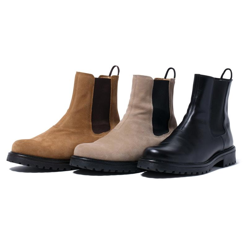 hobo : Cow Leather Chelsea Boots
