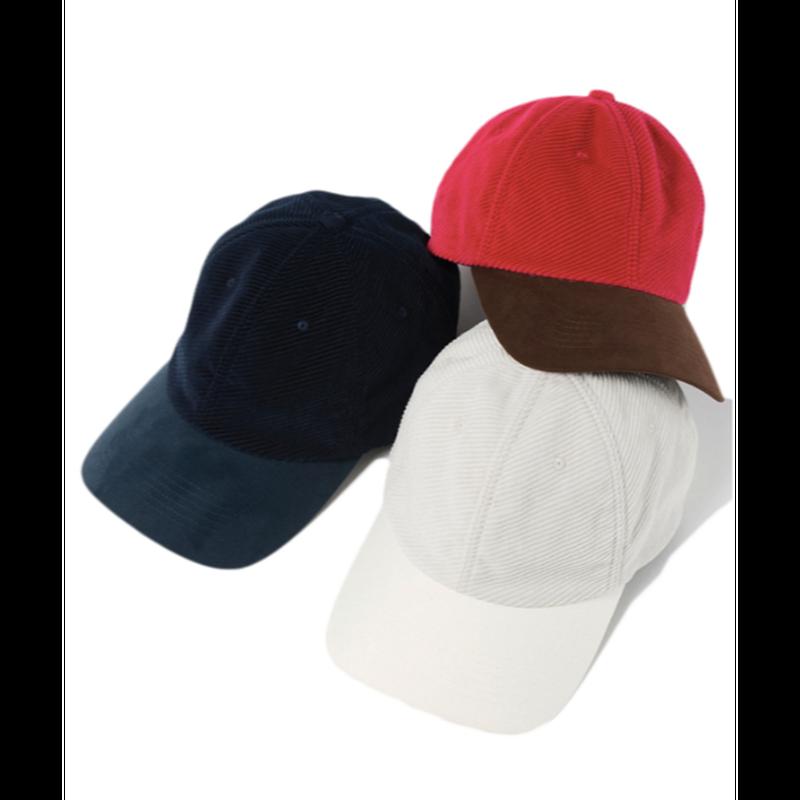 Name. : BIAS CORDUROY 5-PANEL CAP
