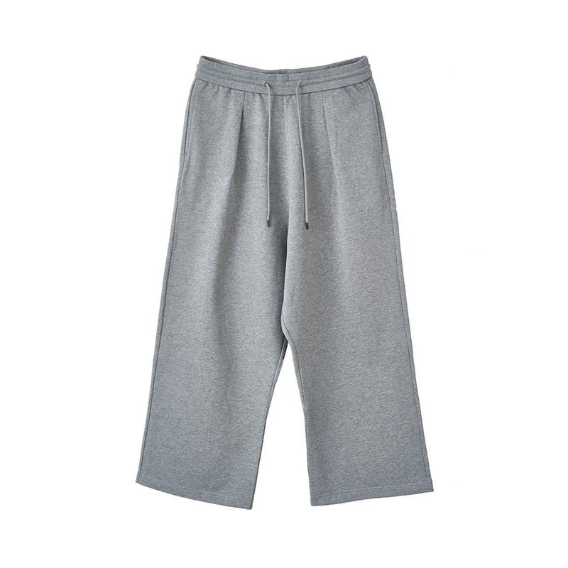 JUHA : WIDE DRY SWEAT PANTS