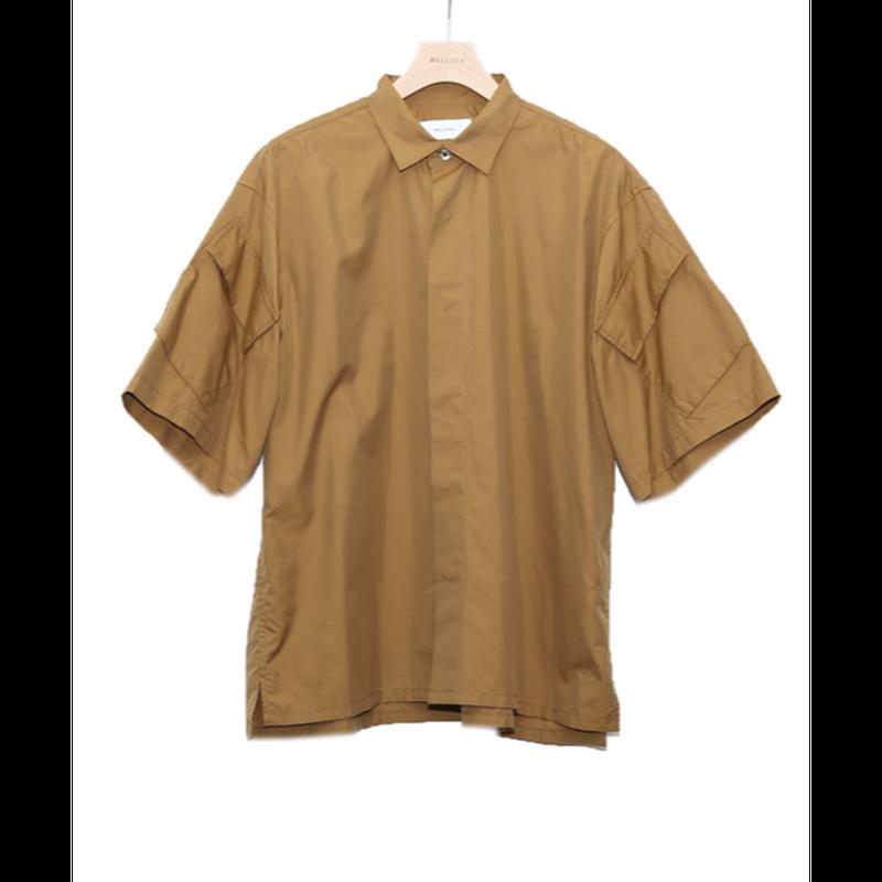 WELLDER : Flap Pocket Short-Sleeve Shirt