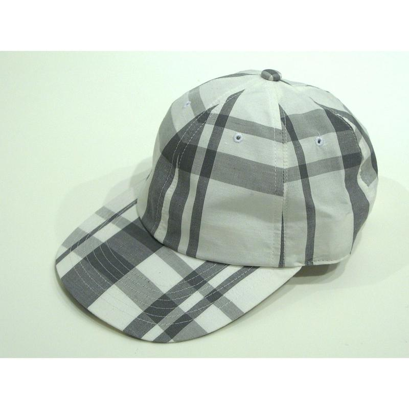 KIIT : 6 PANEL CHECK CAP