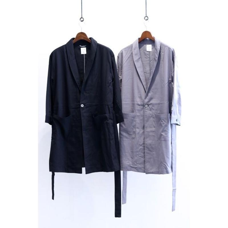 S.i.m Cropped Gown Coat