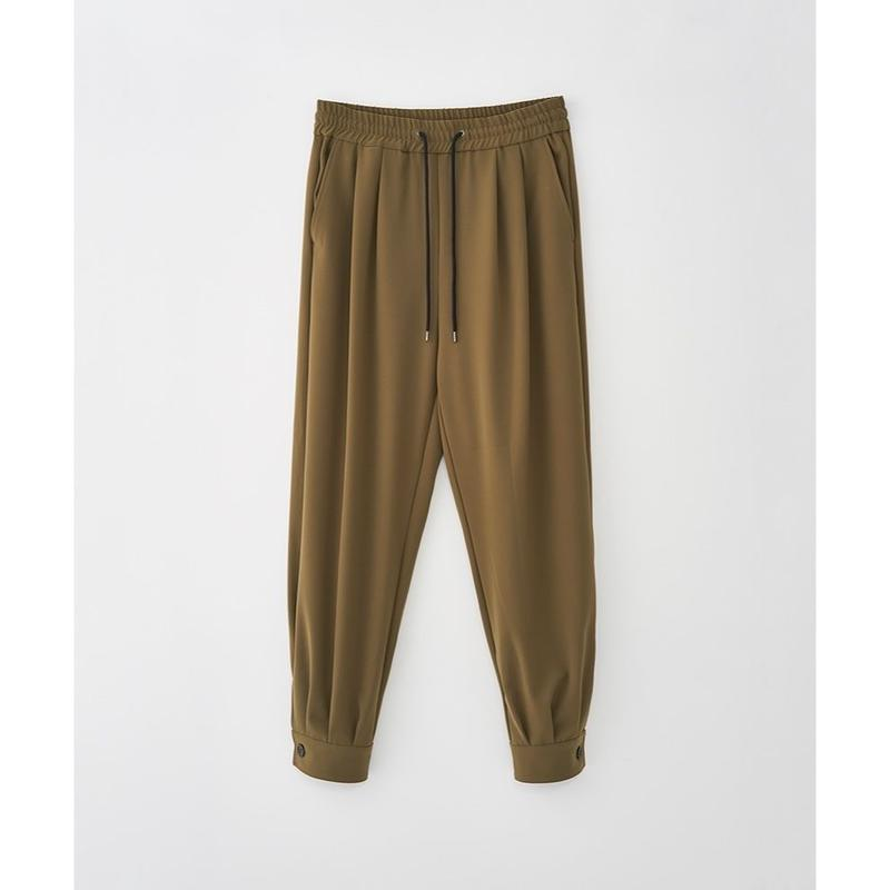 JUHA : CUFFS TAPERED PANTS