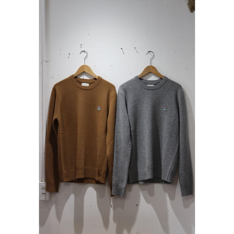 TONSURE : REGULAR FIT CREW NECK