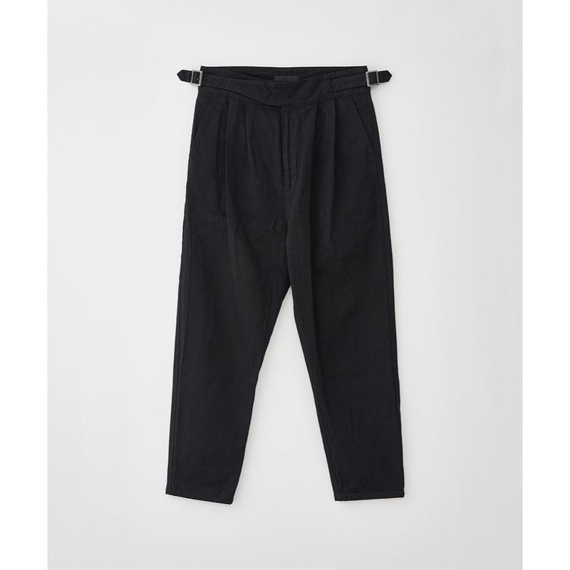 JUHA : DENIM GURKHA PANTS