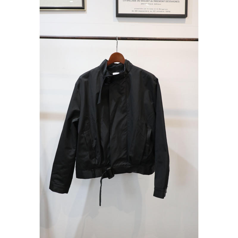 S.i.m : Stand Belted Jacket