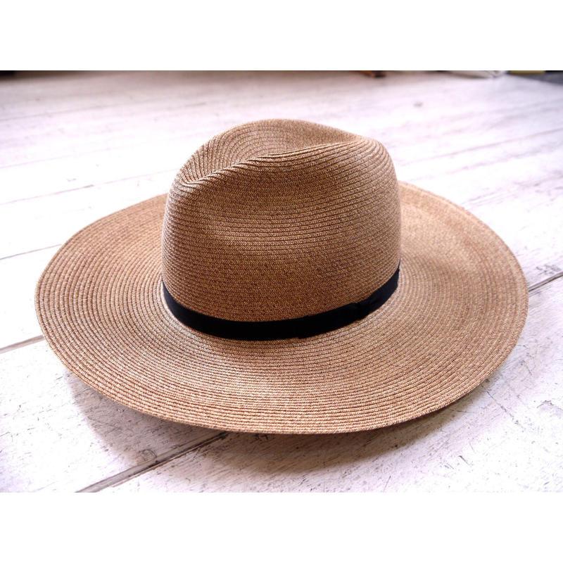 COMESANDGOES : PAPER BRAID TRAVELLER HAT