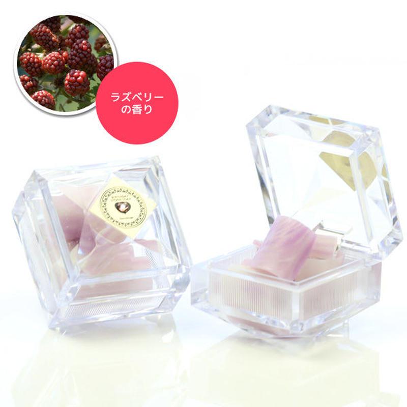 【携帯用 10枚入 ラズベリーの香り】BIRTHDAY STONE SOAP PREMIUM ARGAN ¥1,500+税