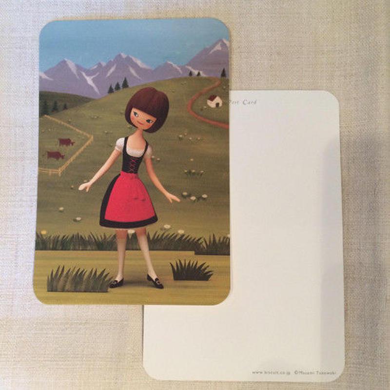 オリジナルポストカード・バイエルン・2枚