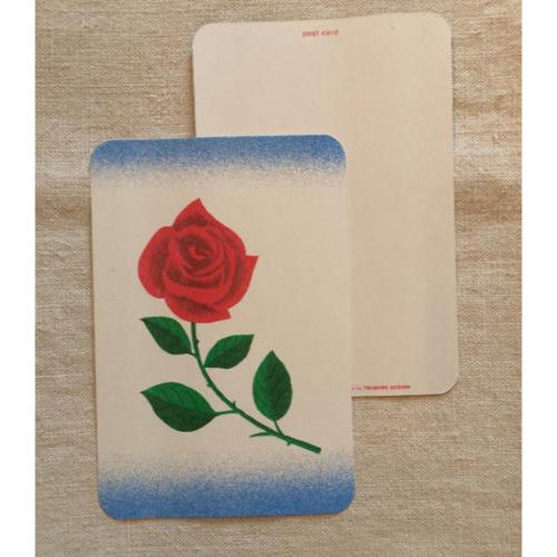 オリジナルポストカード・バラ・2枚