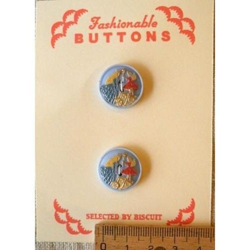 ボタン プリンセス