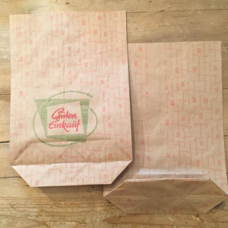 DDR(東ドイツ)の紙袋 3(1枚)