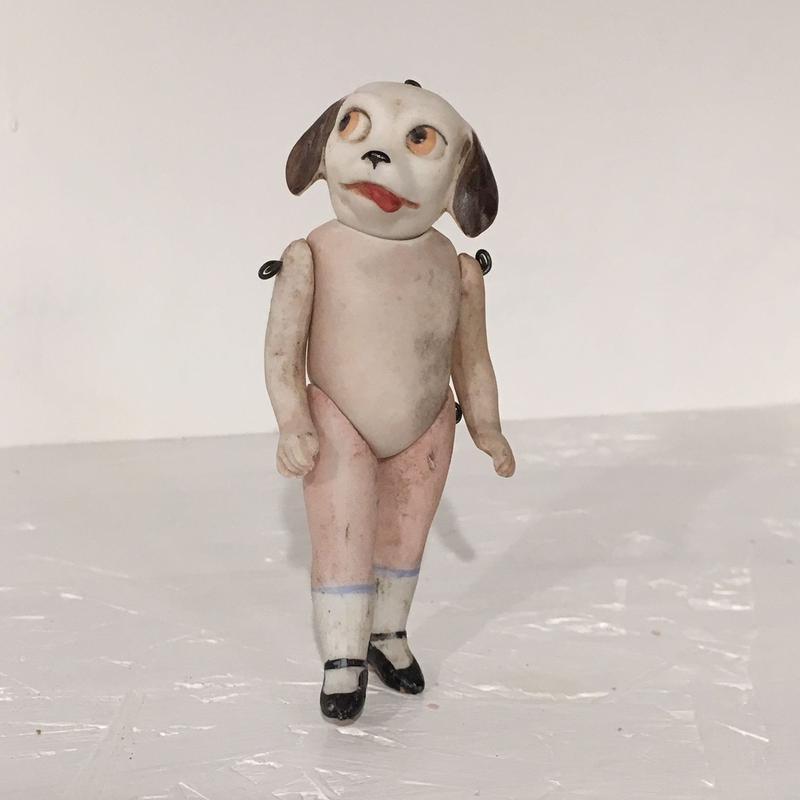 ベロ出し犬のミニョネット 2