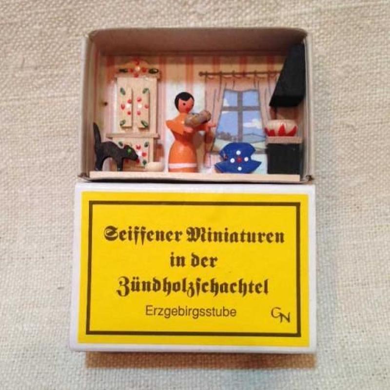 マッチ箱31・エルツの山小屋