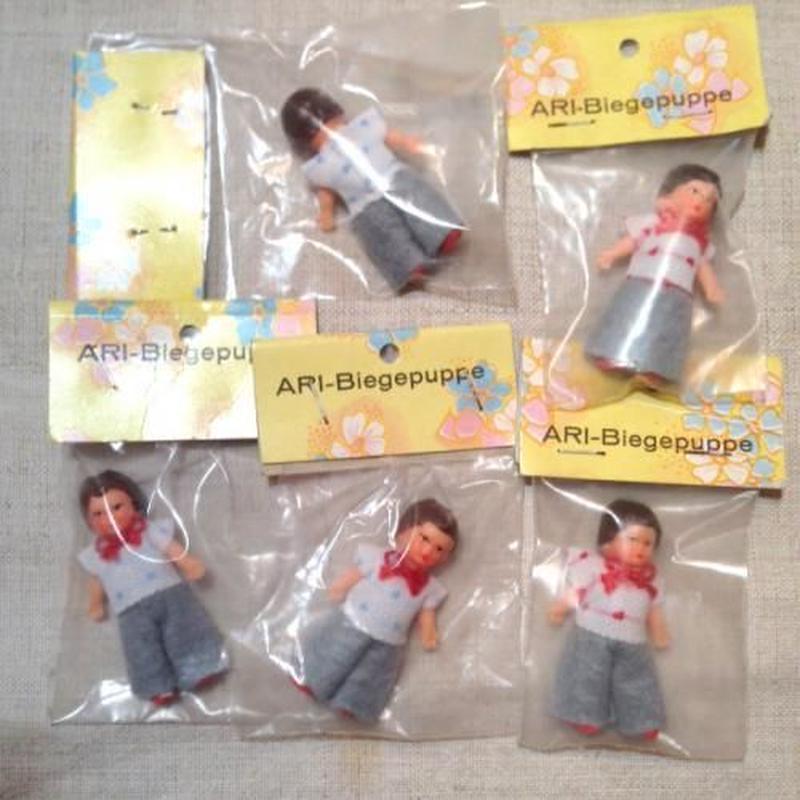 ARIグレーパンツの子mini876