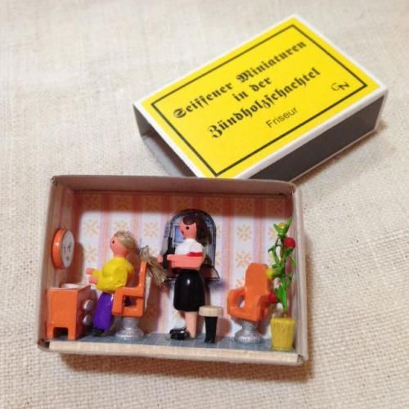 マッチ箱118・美容院