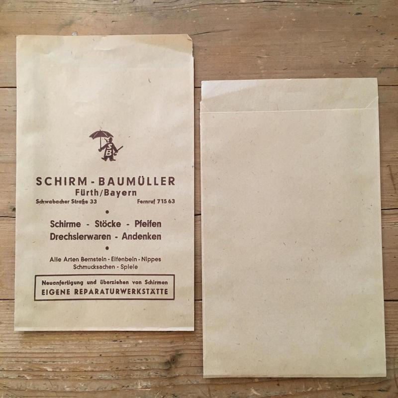 ドイツの紙袋 SB(1枚)