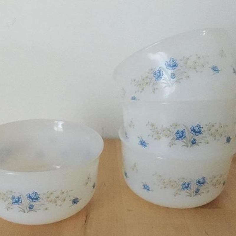アルコパル 珍しい青い小花のラムカン