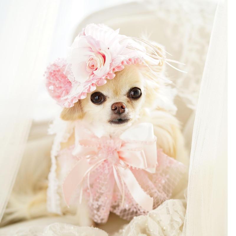 Love  parade hat pink