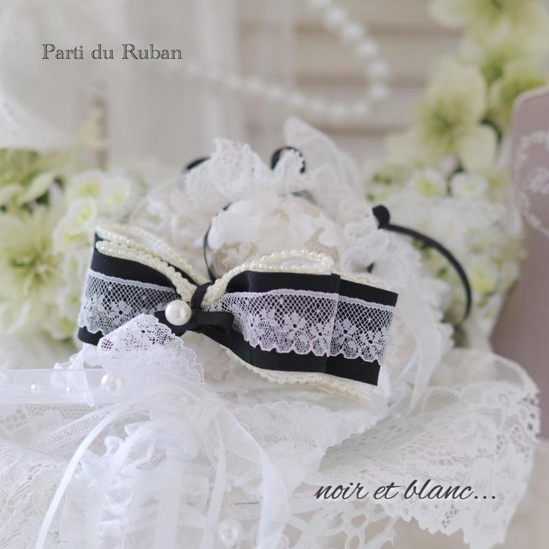 mariage...noir et blanc