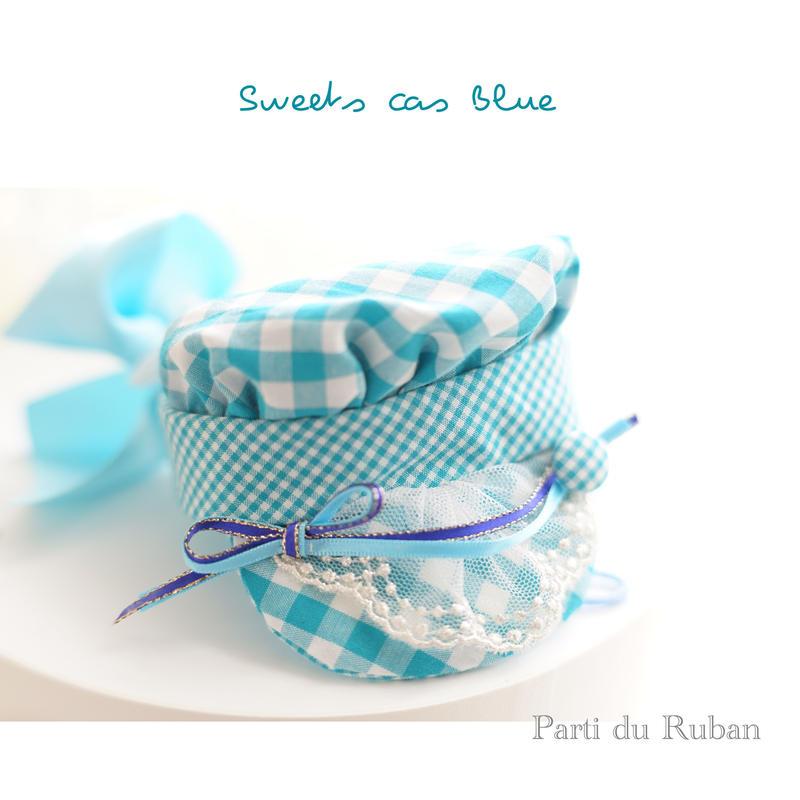 Sweets cas Blue